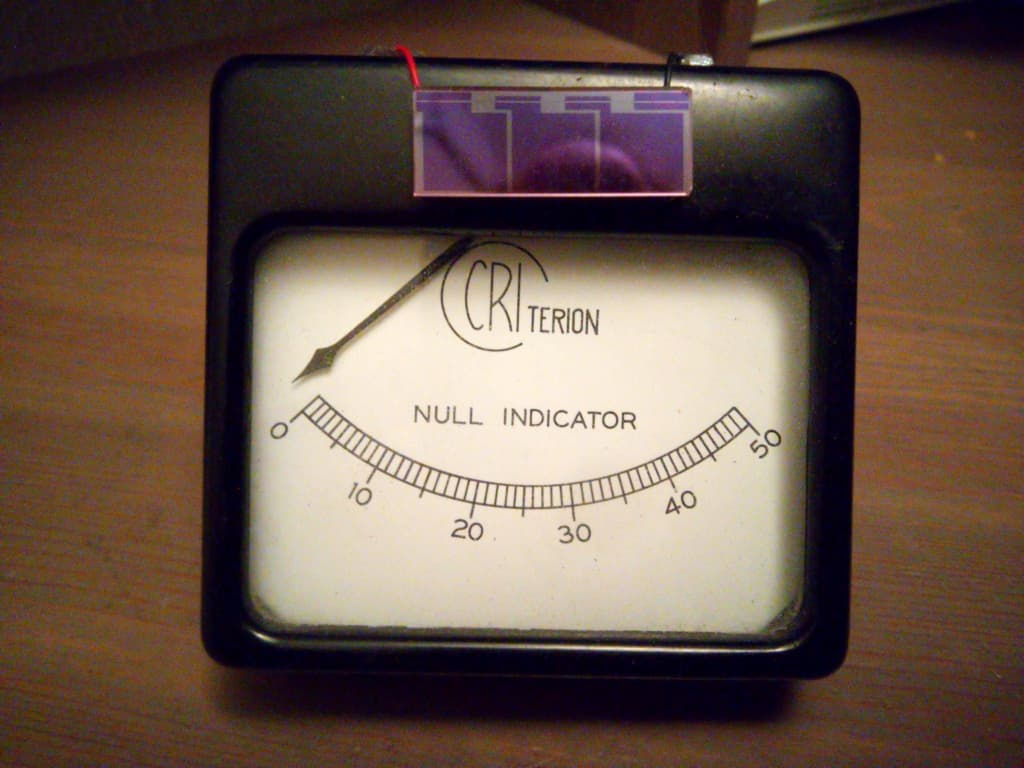 null-indicator